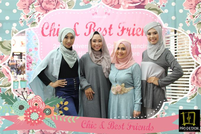 Grand Opening Chic Hijab Boutique by Woodenbox Photocorner - 005