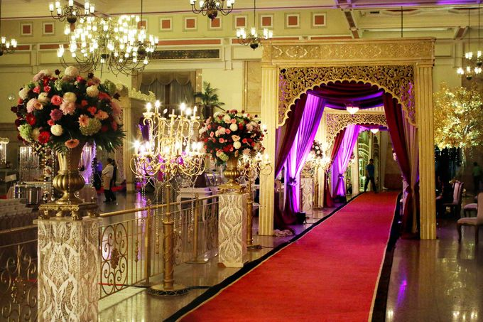 Devi & Taufan Wedding by Watie Iskandar Wedding Decoration & Organizer - 016