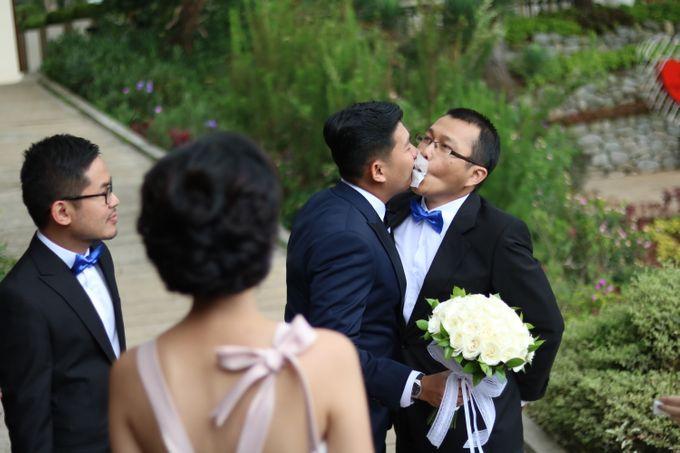 Wedding of Hendry & Novita at Gedong Putih Bandung by Sparkling Organizer - 009