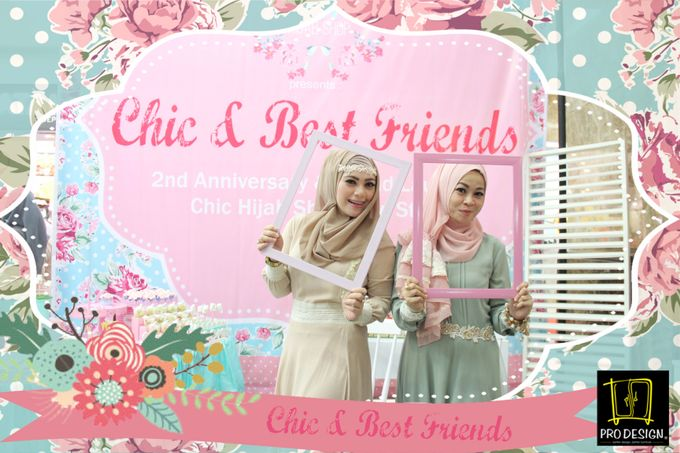Grand Opening Chic Hijab Boutique by Woodenbox Photocorner - 001