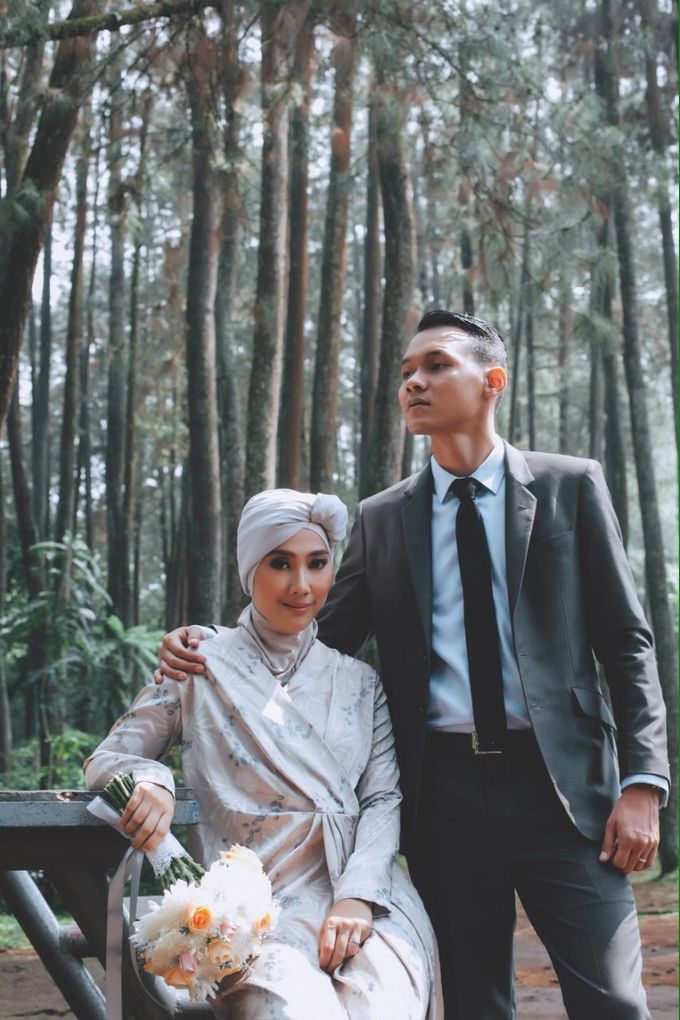 ANNISA & ANGGI PREWEDDING by Benangsari Flower Studio - 003