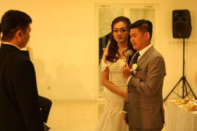 Wedding of Hendry & Novita at Gedong Putih Bandung by Sparkling Organizer - 010