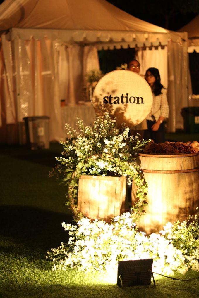 Wedding of Hendry & Novita at Gedong Putih Bandung by Sparkling Organizer - 011