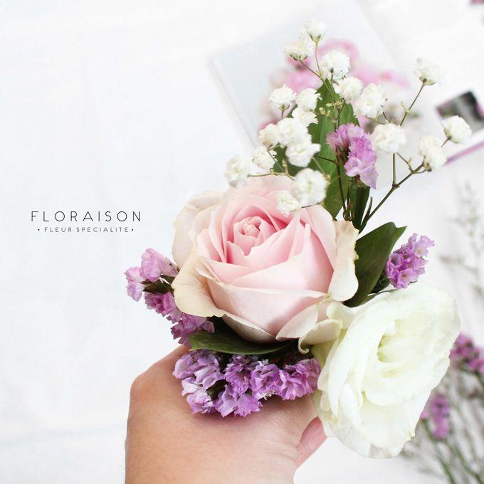 corsages by Floraison - 001