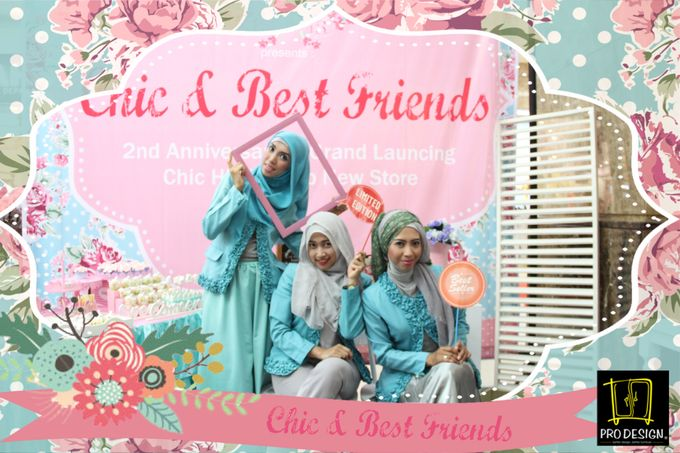 Grand Opening Chic Hijab Boutique by Woodenbox Photocorner - 006