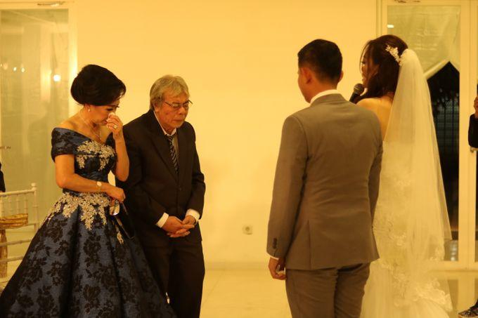 Wedding of Hendry & Novita at Gedong Putih Bandung by Sparkling Organizer - 013