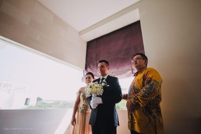 Halim & Meily Wedding by go+ - 005