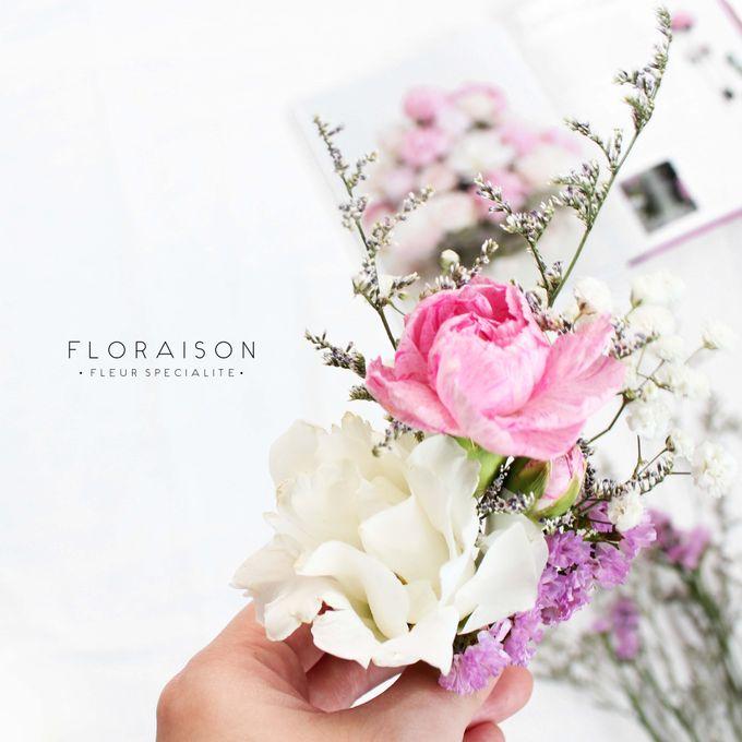 corsages by Floraison - 002