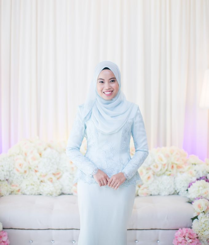 Engagement Ceremony of Hajar & Farith by The Lucid Company - 001