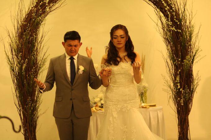 Wedding of Hendry & Novita at Gedong Putih Bandung by Sparkling Organizer - 014