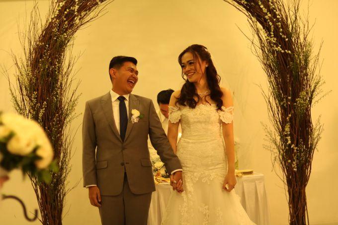 Wedding of Hendry & Novita at Gedong Putih Bandung by Sparkling Organizer - 015