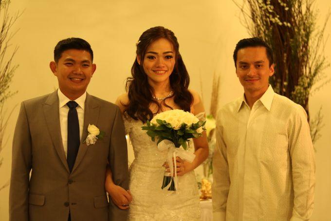 Wedding of Hendry & Novita at Gedong Putih Bandung by Sparkling Organizer - 016