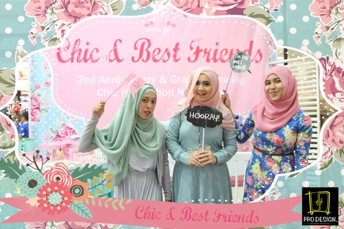 Grand Opening Chic Hijab Boutique by Woodenbox Photocorner - 004