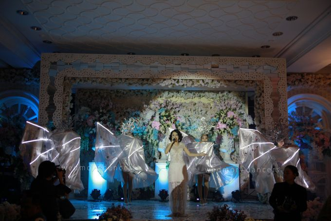 Wedding of Yulius Ricky & Melissa by Wedmory Dancers - 005