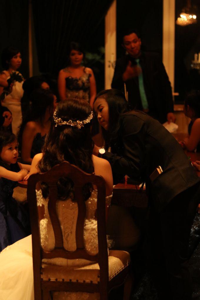 Wedding of Hendry & Novita at Gedong Putih Bandung by Sparkling Organizer - 017