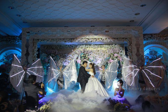 Wedding of Yulius Ricky & Melissa by Wedmory Dancers - 006