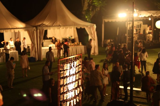 Wedding of Hendry & Novita at Gedong Putih Bandung by Sparkling Organizer - 020