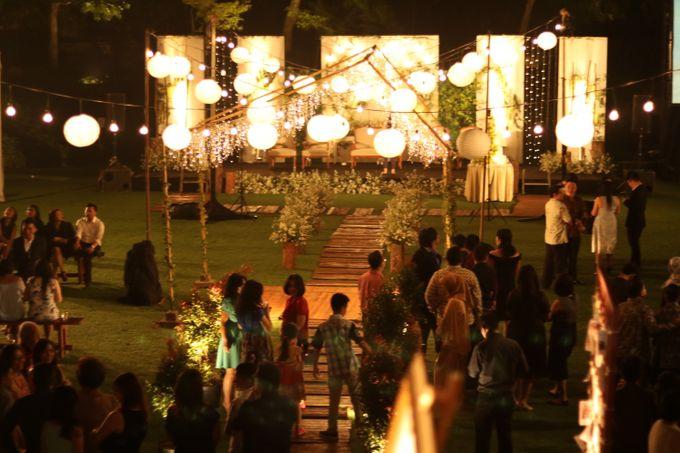 Wedding of Hendry & Novita at Gedong Putih Bandung by Sparkling Organizer - 021