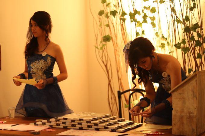 Wedding of Hendry & Novita at Gedong Putih Bandung by Sparkling Organizer - 022
