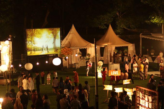 Wedding of Hendry & Novita at Gedong Putih Bandung by Sparkling Organizer - 023