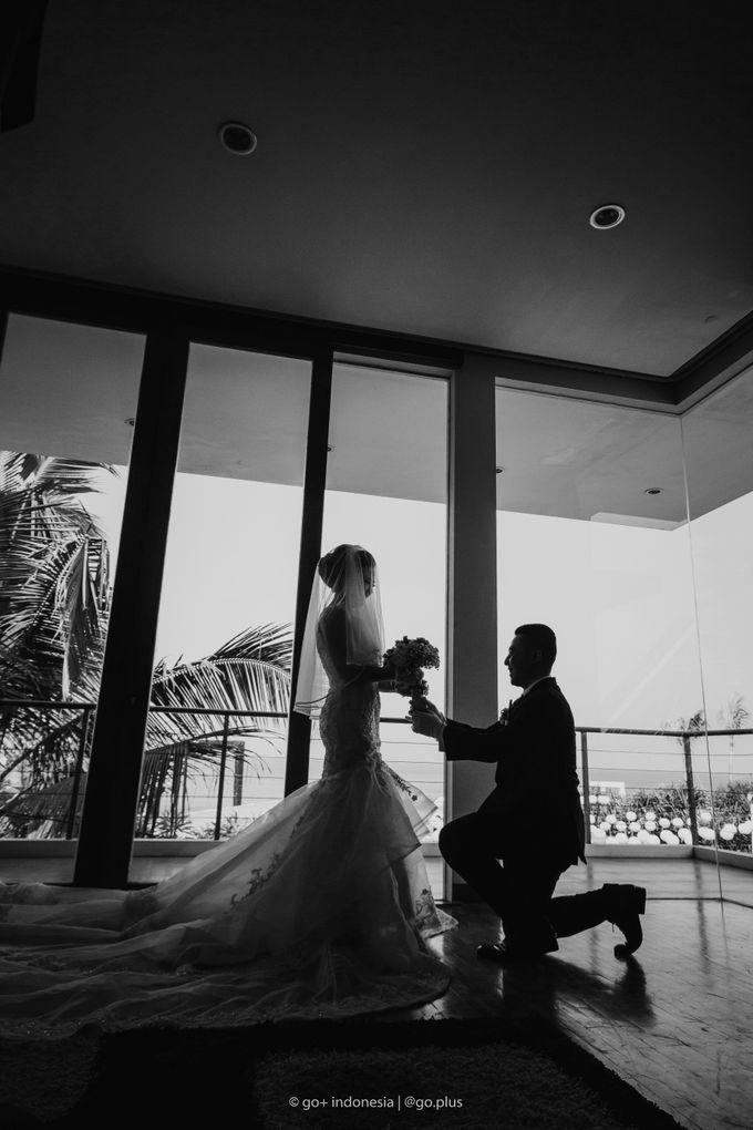 Halim & Meily Wedding by go+ - 026