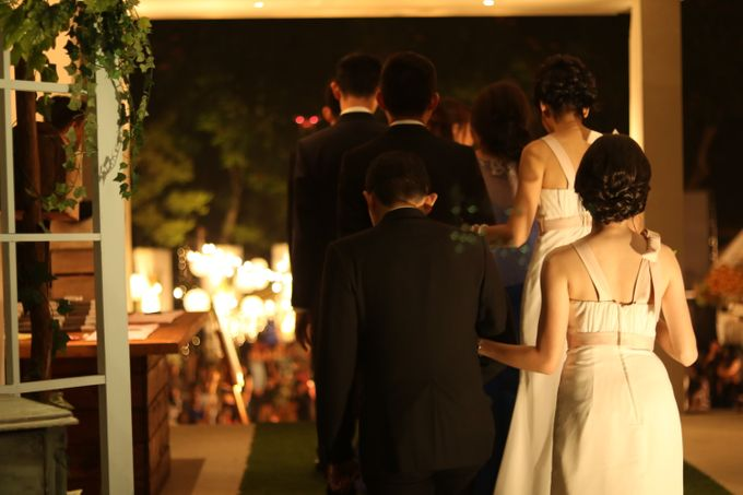 Wedding of Hendry & Novita at Gedong Putih Bandung by Sparkling Organizer - 026