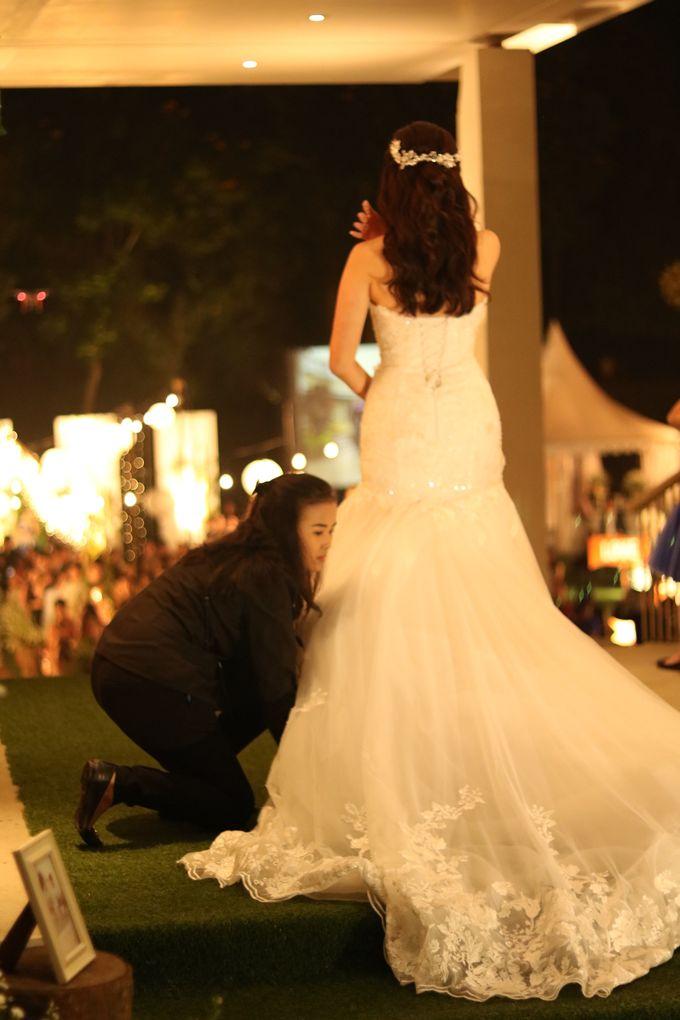 Wedding of Hendry & Novita at Gedong Putih Bandung by Sparkling Organizer - 028