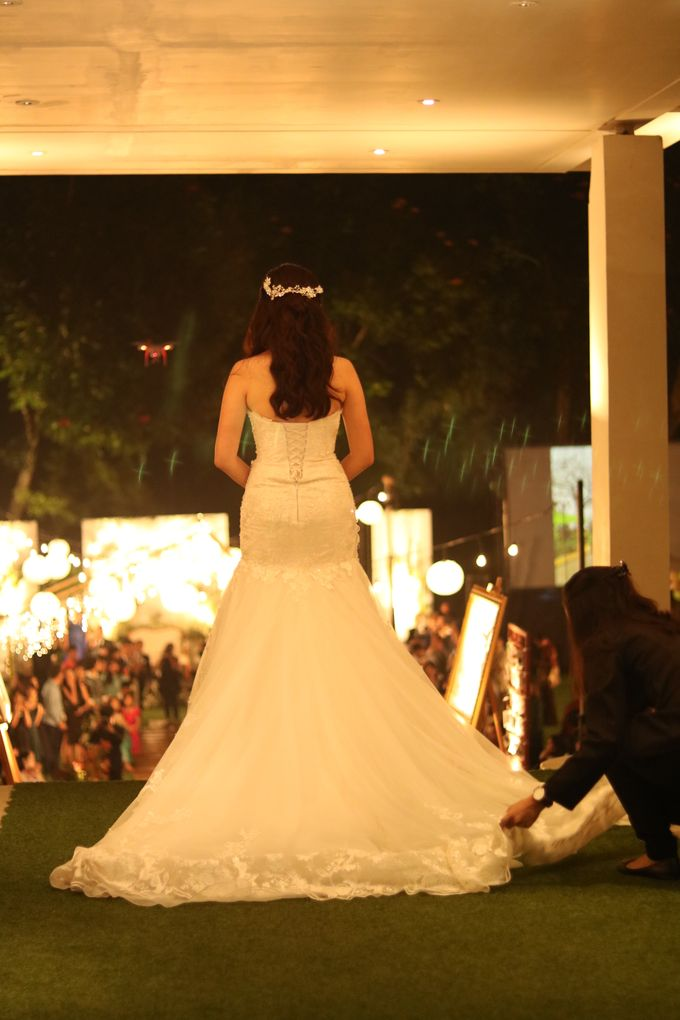 Wedding of Hendry & Novita at Gedong Putih Bandung by Sparkling Organizer - 030