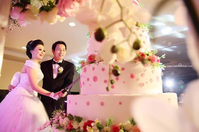 Mikko Ira Wedding by 7 Arts Studio Bali - 040