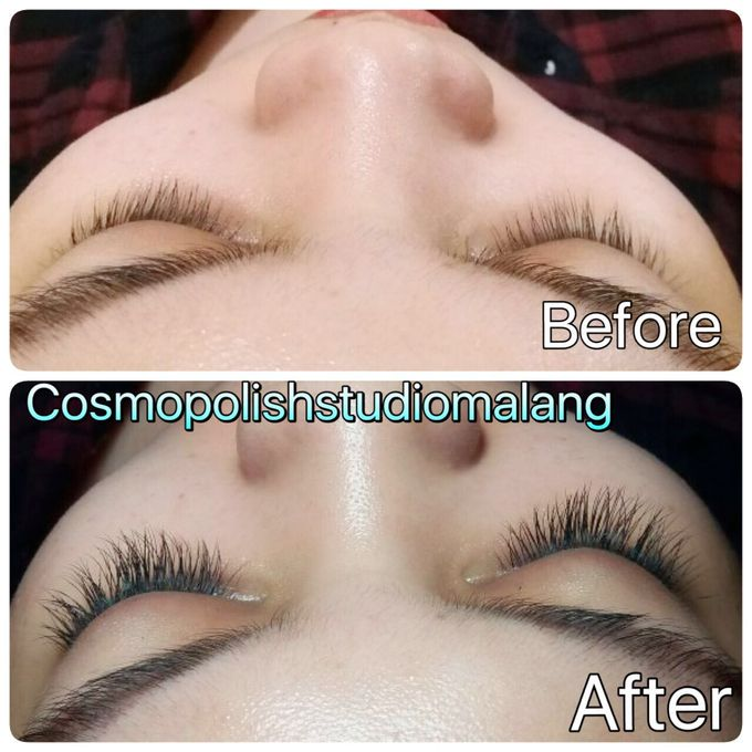 Eyelash Extensions By Cosmopolish Studio Bridestory