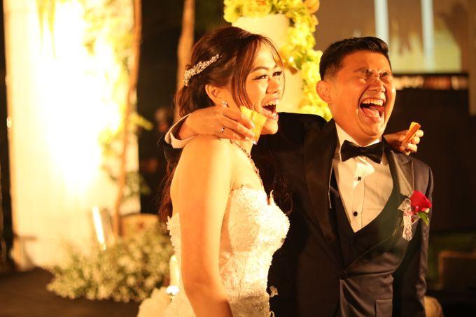 Wedding of Hendry & Novita at Gedong Putih Bandung by Sparkling Organizer - 031