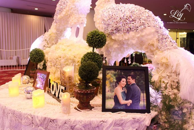 Henry & Adeline wedding by Lily Florist & Decoration - 013