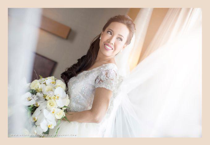 BRIDAL PORTRAITS by Aying Salupan Designs & Photography - 015