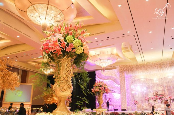 Henry & Adeline wedding by Lily Florist & Decoration - 006