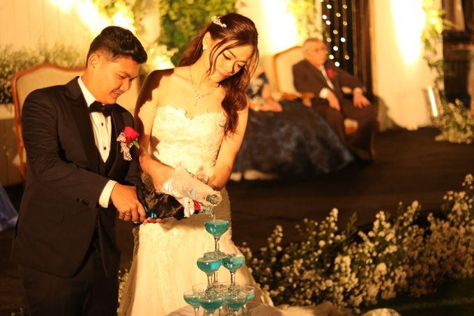 Wedding of Hendry & Novita at Gedong Putih Bandung by Sparkling Organizer - 032