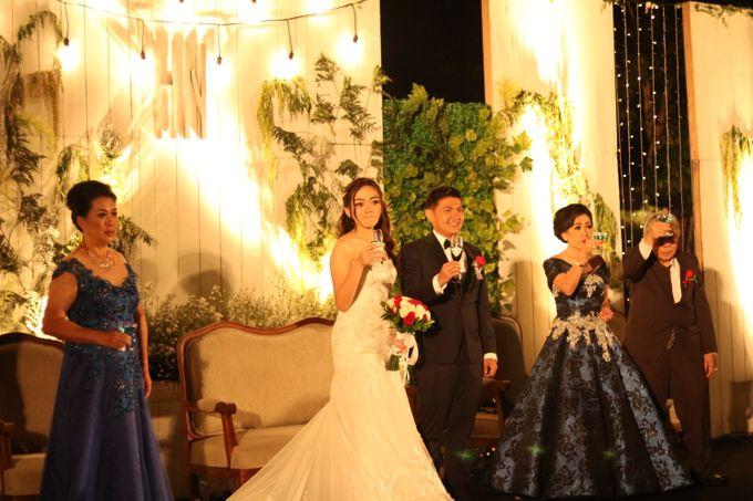 Wedding of Hendry & Novita at Gedong Putih Bandung by Sparkling Organizer - 033