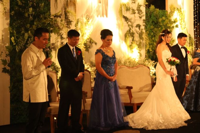 Wedding of Hendry & Novita at Gedong Putih Bandung by Sparkling Organizer - 034