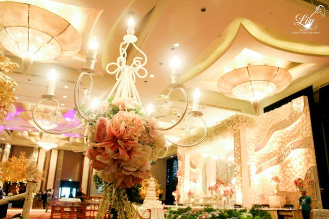 Henry & Adeline wedding by Lily Florist & Decoration - 008