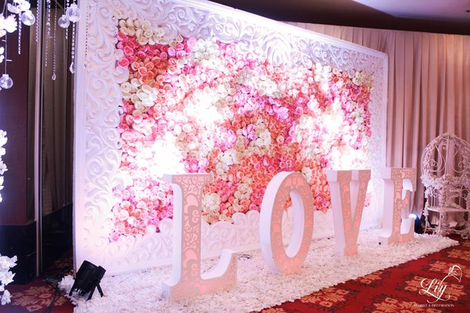 Henry & Adeline wedding by Lily Florist & Decoration - 011