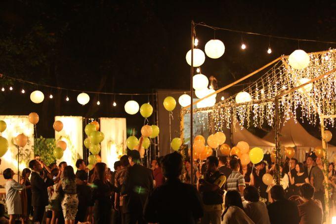 Wedding of Hendry & Novita at Gedong Putih Bandung by Sparkling Organizer - 036