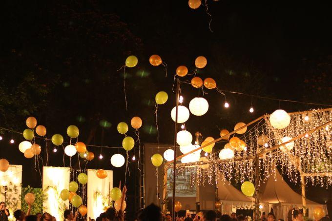 Wedding of Hendry & Novita at Gedong Putih Bandung by Sparkling Organizer - 037