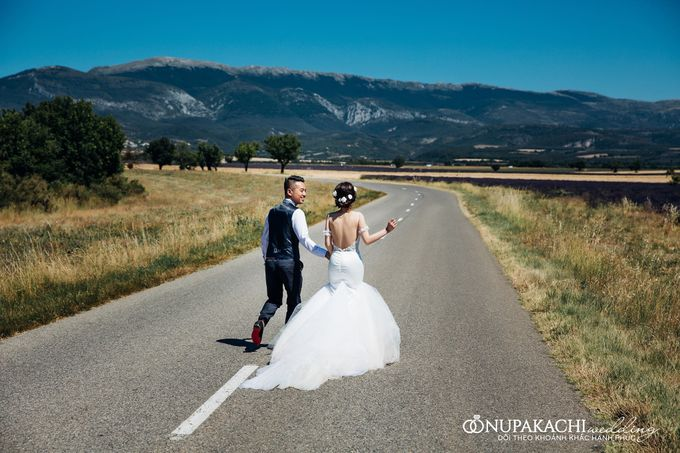 Prewedding shooting in Europe by Nupakachi Wedding & Events - 005