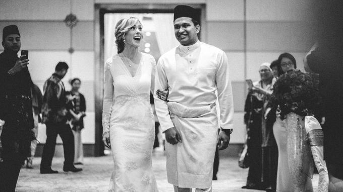 Wedding Day of Dzameer & Chelsea by Twinception Productions - 016