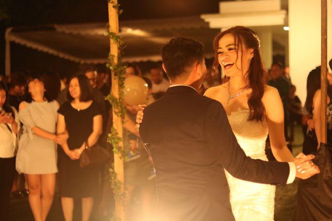 Wedding of Hendry & Novita at Gedong Putih Bandung by Sparkling Organizer - 039
