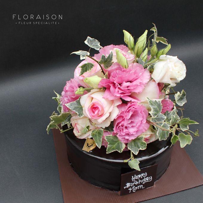 Gateau de Fleur by Floraison - 013