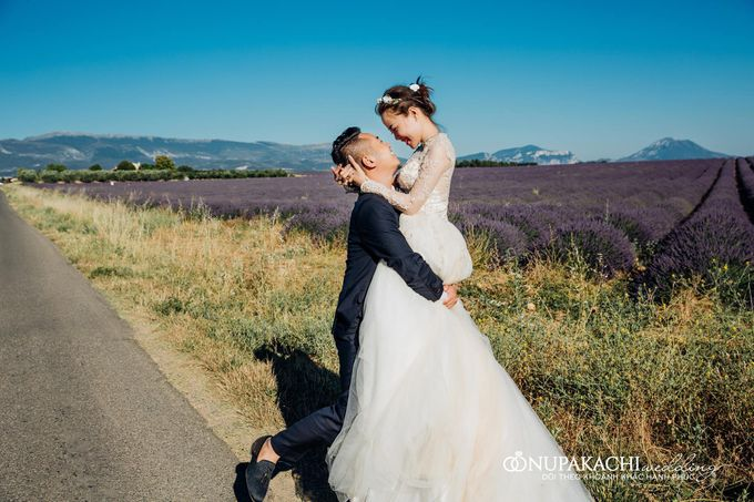 Prewedding shooting in Europe by Nupakachi Wedding & Events - 004