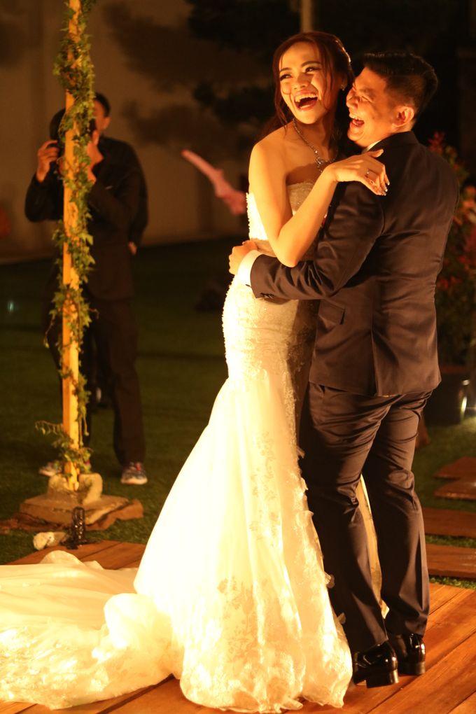 Wedding of Hendry & Novita at Gedong Putih Bandung by Sparkling Organizer - 041