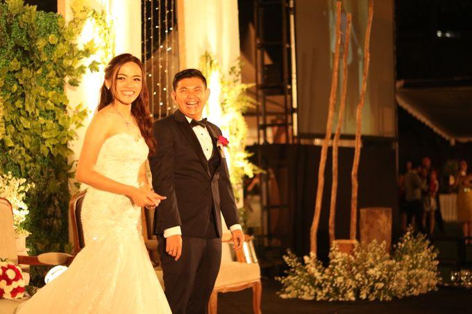 Wedding of Hendry & Novita at Gedong Putih Bandung by Sparkling Organizer - 042
