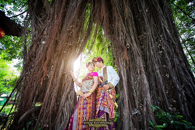 photography & bridal by Gelung Bali Wedding - 012