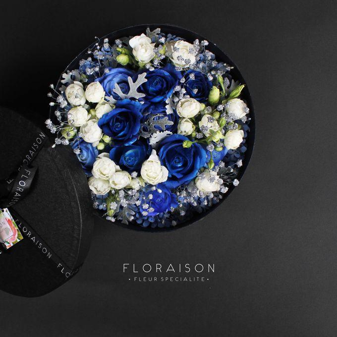 Simply Black by Floraison - 011